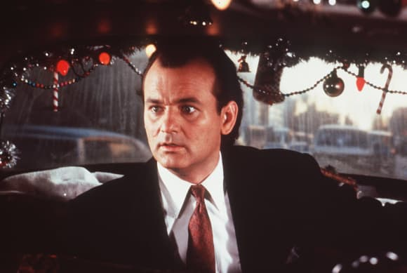 "Bill Murray in ""Die Geister, die ich rief"""
