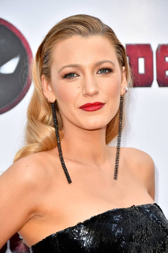 Blake Lively in 2018