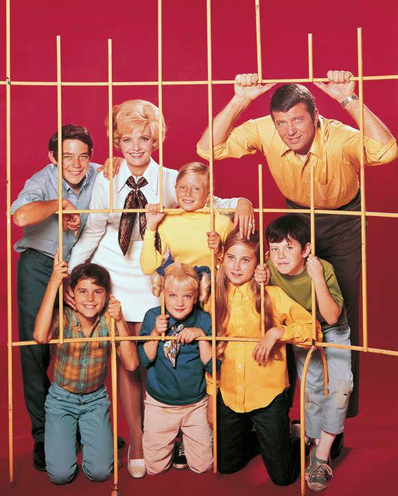 """Die Brady Family""-Originalcast"