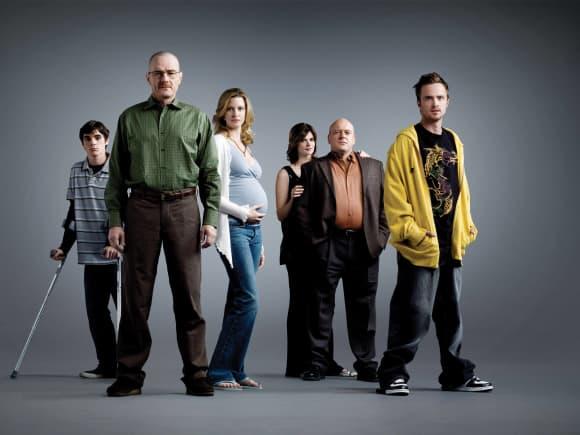 """Breaking Bad""-Cast"