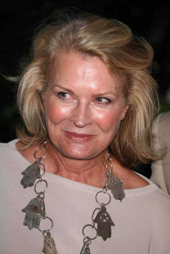 "Candice Bergen portrays ""Shirley Schmidt"" on Boston Legal"