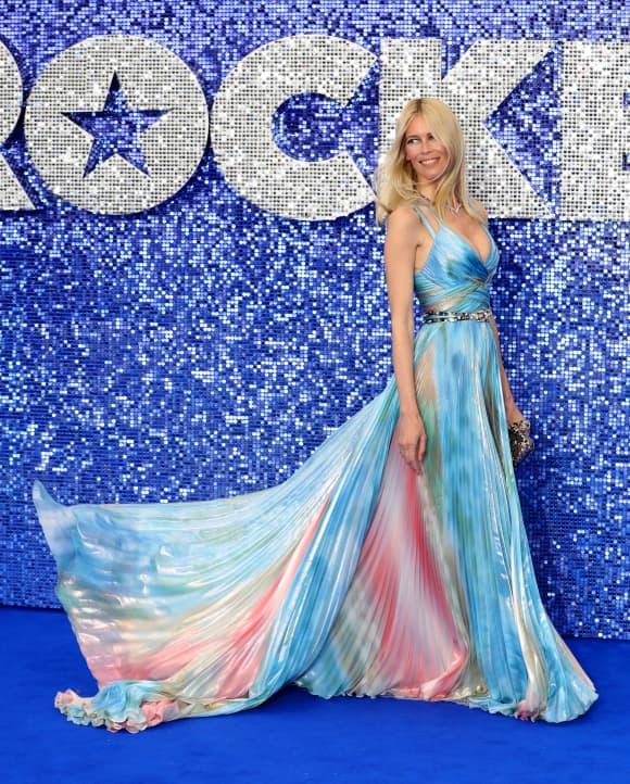 Claudia Schiffer bei den Filmfestspielen in Cannes