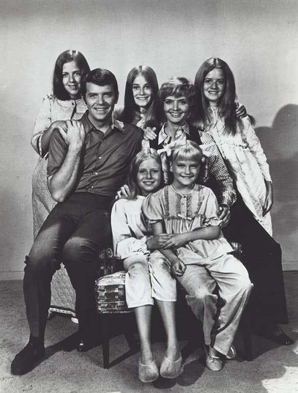The Cast of Brady Ranch