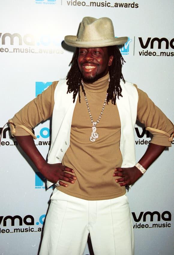 Wyclef Jean in 2000