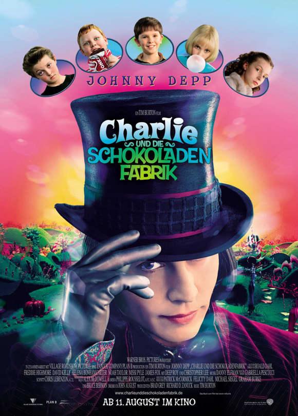 """""""Charlie und die Schokoladenfabrik"""""""