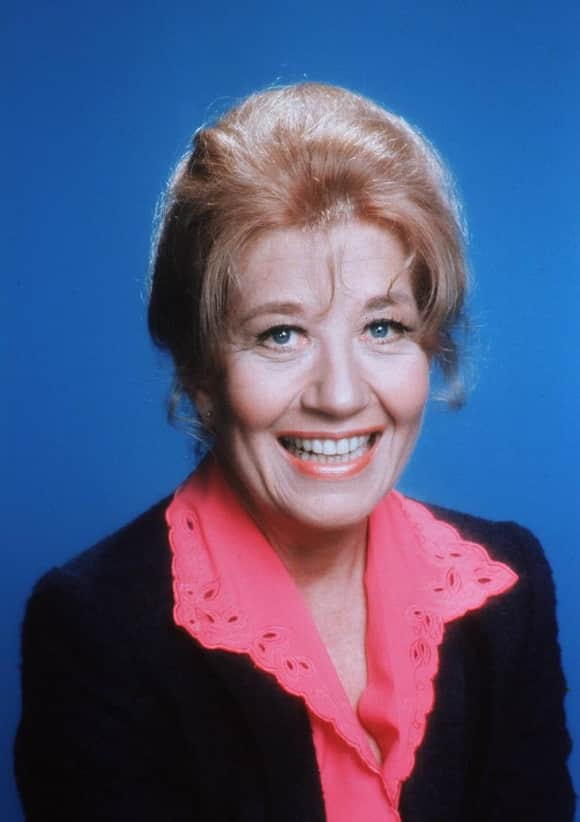 "Charlotte Rae portrayed the character of ""Edna Garrett"" on The Facts of Life"