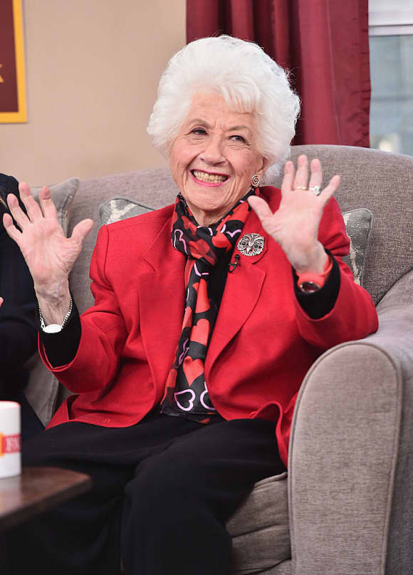 Charlotte Rae still works regularly as an actress.