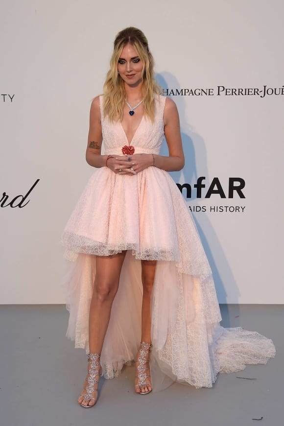 Chiara Ferragni Cannes Outfit