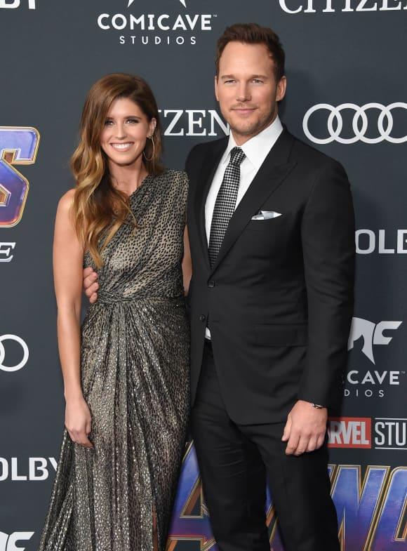 Chris Pratt und Katherine Schwarzenegger verheiratet geheiratet hochzeit verheiratet