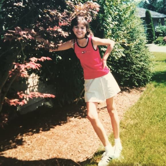 Chrissy Teigen Selena Gomez