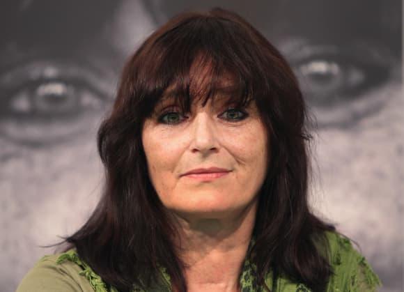 """Christiane Felscherinow wurde durch ihr Buch """"Wir Kinder vom Bahnhof Zoo"""" als Christiane F. bekannt"""
