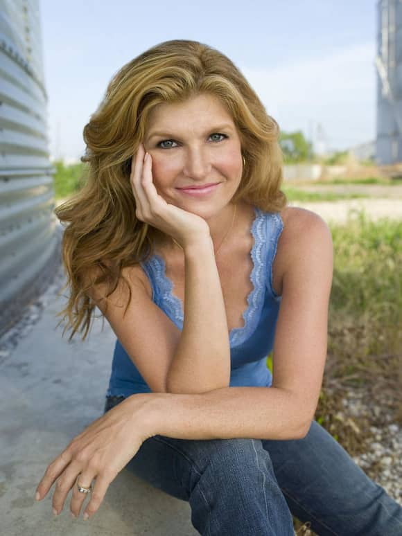 """Connie Britton played """"Tami Taylor"""" for all five seasons of Friday Night Lights"""