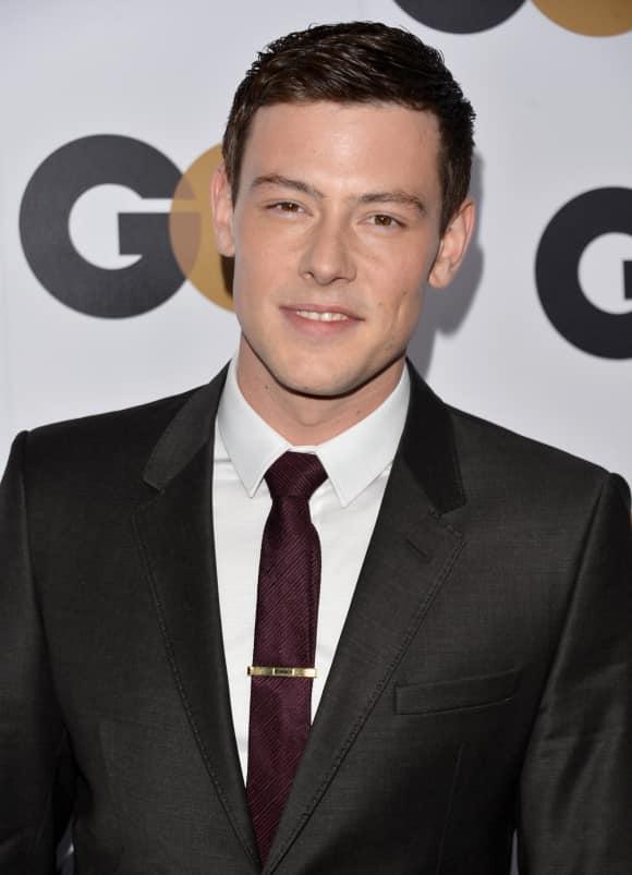 """""""Glee"""" star Cory Monteith"""
