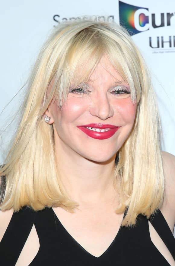 Courtney Love 2014 in Hollywood