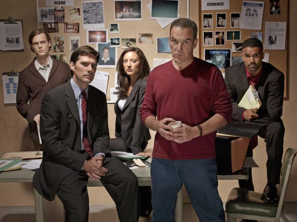 """Criminal Minds""-Stars in Staffel 1"