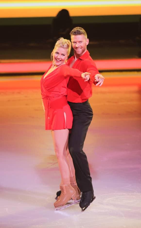 Aleksandra Bechtel Dancing on Ice