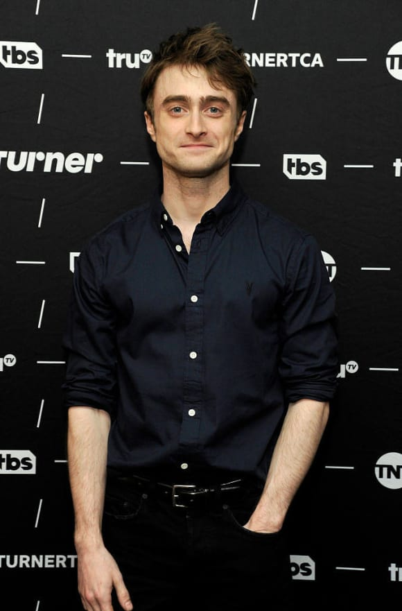 "Daniel Radcliffe alias ""Harry Potter"""