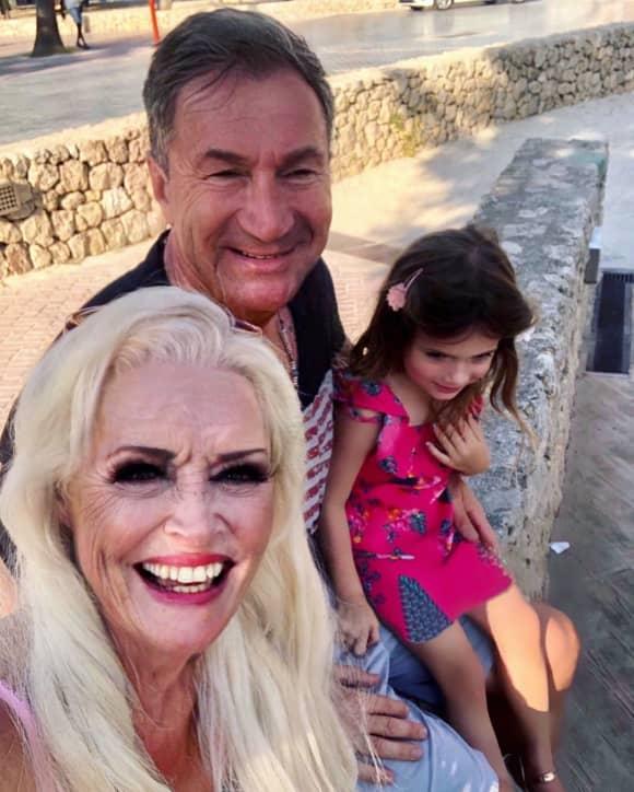 Daniela Katzenberger Lucas Cordalis Sophia Cordalis FaceApp alt