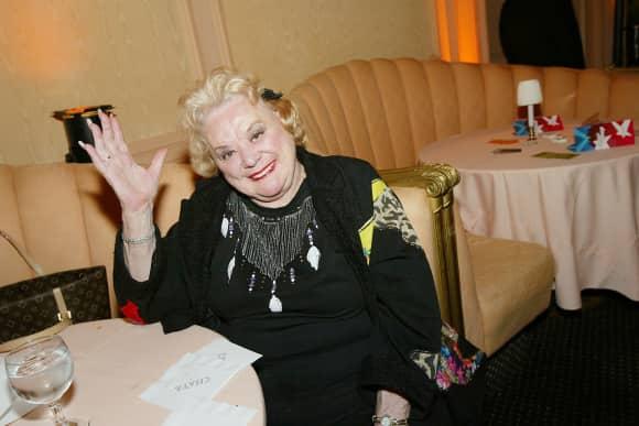 Rose Marie verstarb im Alter von 94 Jahren