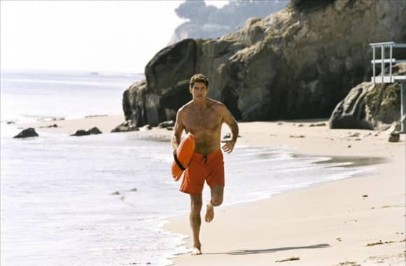 """Baywatch"": David Hasselhoff"