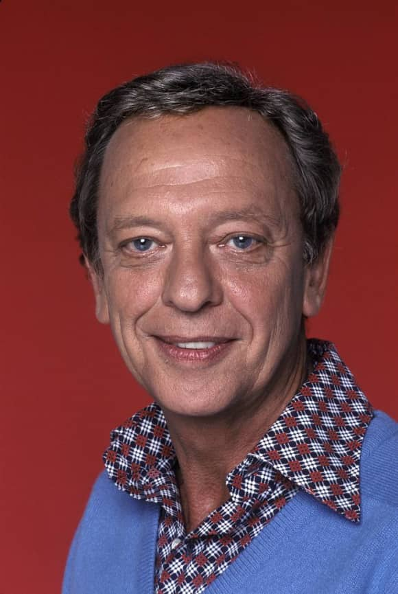 "Don Knotts in ""Three's Company"""