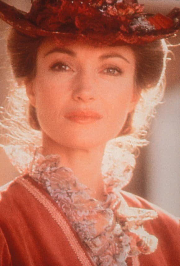 "Jane Seymour in ""Dr. Quinn"""