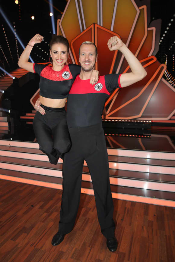 Ekaterina Leonova Pascal Hens Let's Dance 2019 Favoriten
