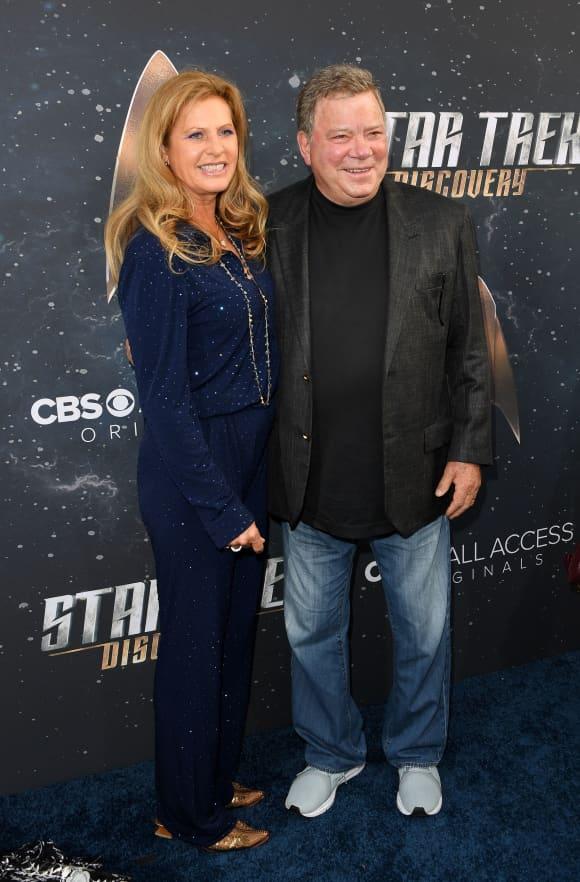 Elizabeth Shatner und William Shatner