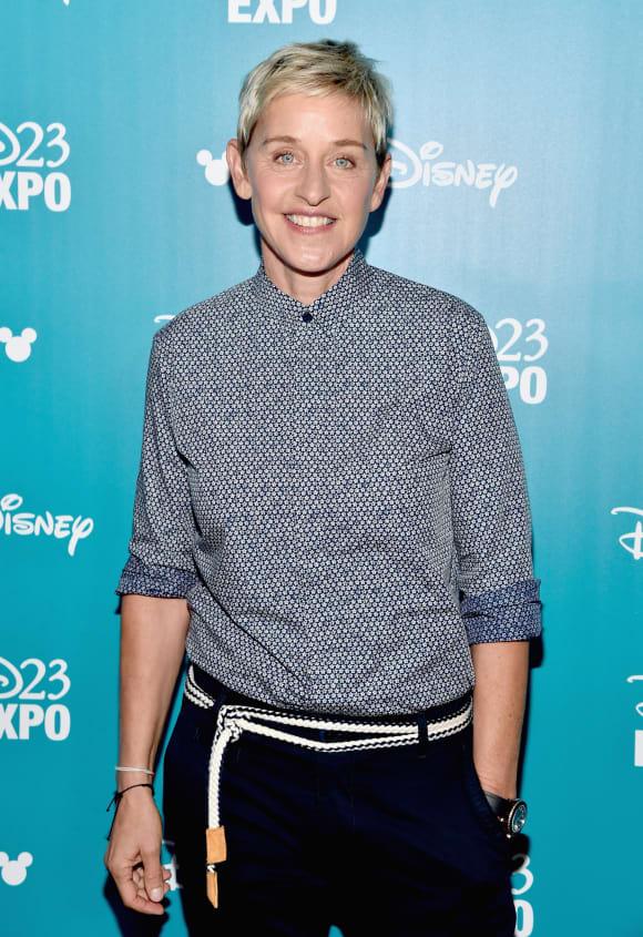 Ellen DeGeneres in 2015