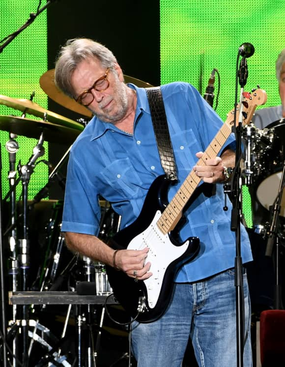 Eric Clapton's son died at just four years old