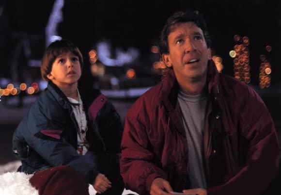 """Eric Lloyd und Tim Allen in """"Santa Clause"""""""