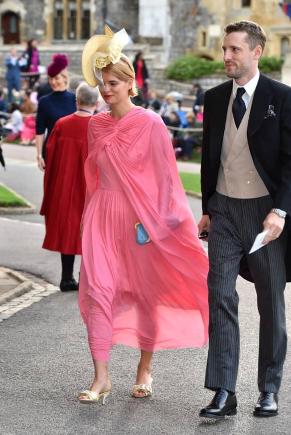 Pixie Geldof Eugenie Wedding Royal Wedding