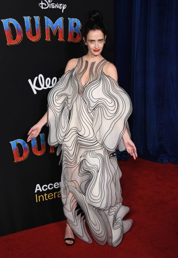 "Eva Green bei der ""Dumbo""-Filmpremiere in Los Angeles"