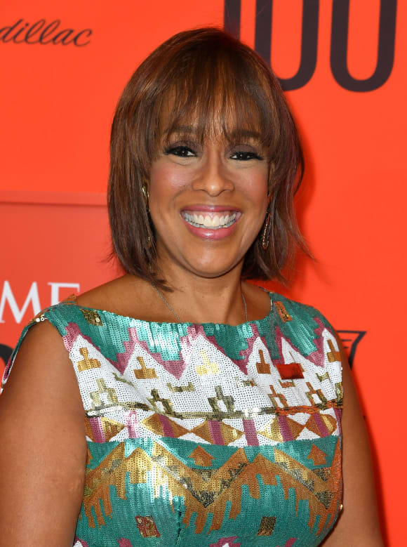Gayle King at the TIME 100 Gala 2019