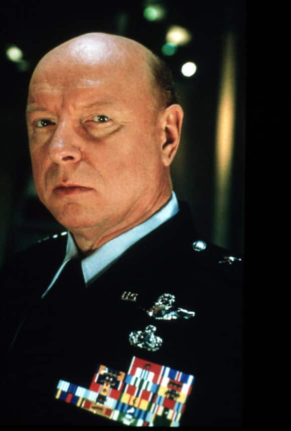 "Don S. Davis was ""General Hammond"" in ""Stargate SG-1"""
