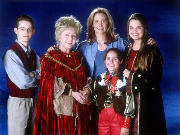 """Halloweentown""-Cast"