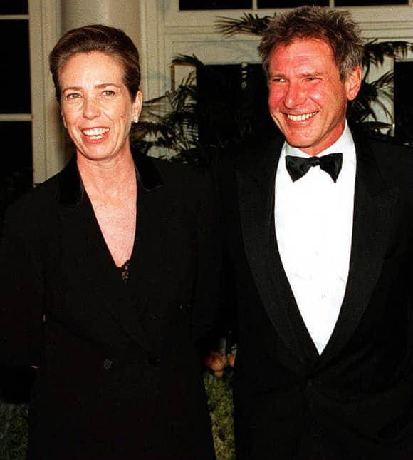 Harrison Ford, Melissa Mathison