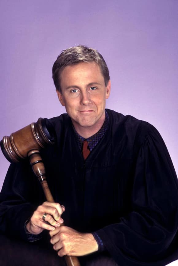 Harry Anderson, Night Court