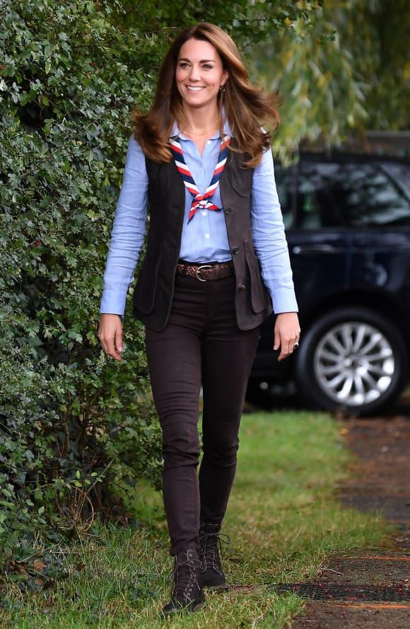 Herzogin Kate im September 2020