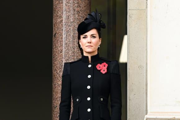 Herzogin Kate im November 2020