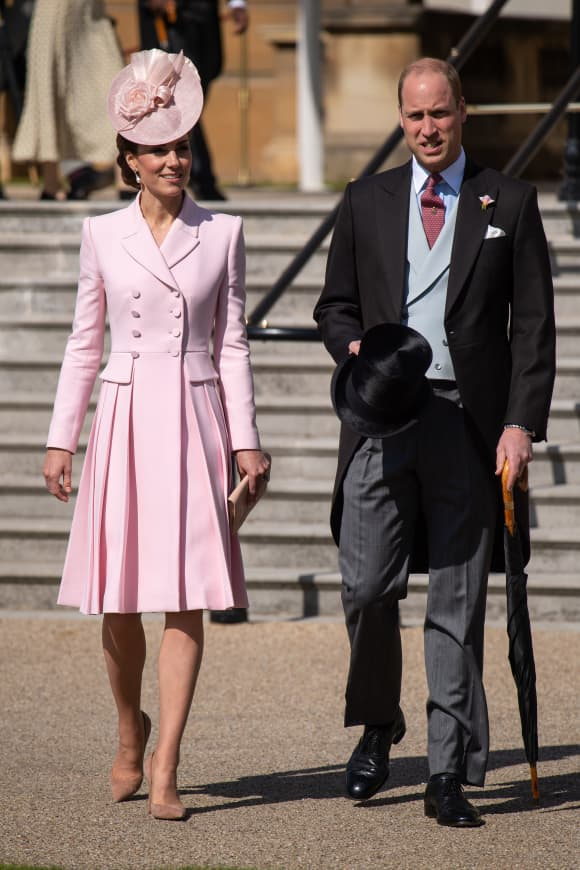 Herzogin Kate und Prinz William Mitte Mai 2019