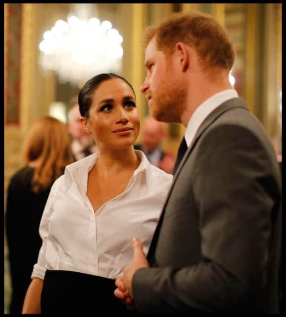 Herzogin Meghan Prinz Harry Endeavour Funds Awards