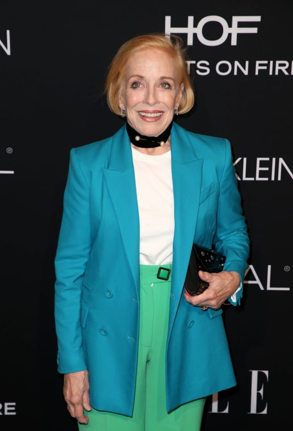 "Holland Taylor spielte ""Evelyn Harper"" in ""Two and a Half Men"""