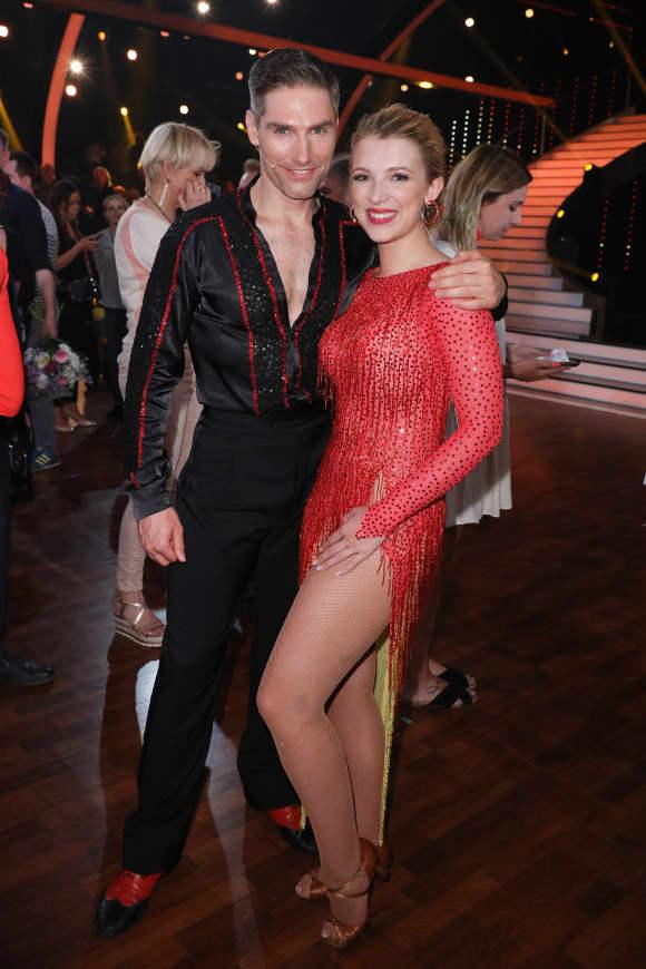 """Iris Mareike Steen und Christian Polanc verlassen """"Let's Dance"""""""