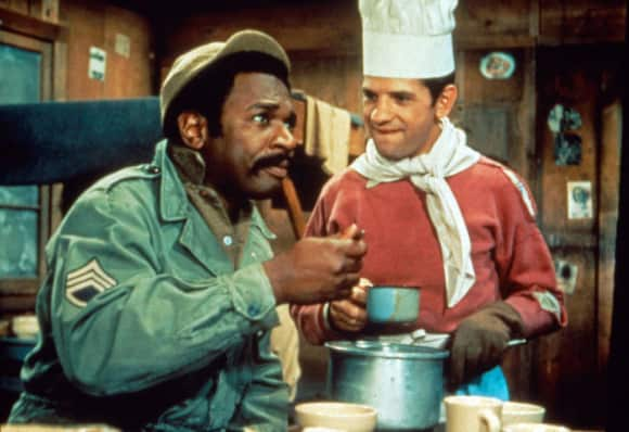 "Robert Clary played ""Corporal Louis LeBeau on Hogan's Heroes"