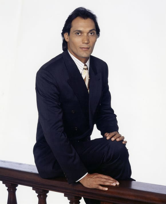 "Jimmy Smits played the attorney ""Victor Sifuentes"" L.A. Law"
