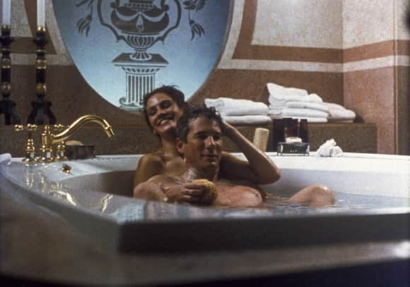 "Julia Roberts and Richard Gere in ""Pretty Woman"""