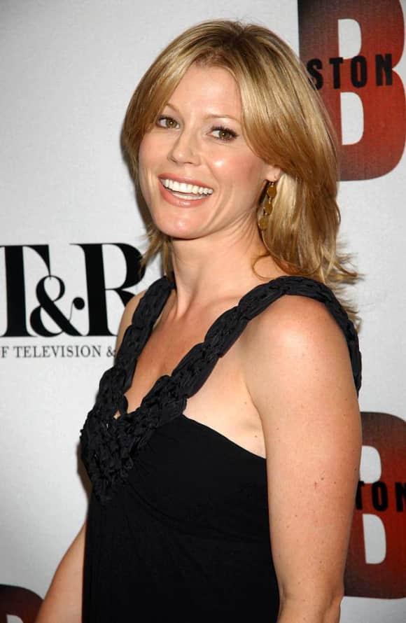 """Julie Bowen plays """"Denise Bauer"""" on Boston Legal"""