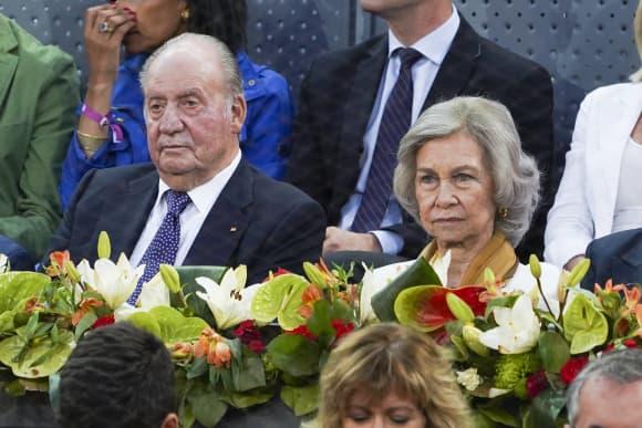 König Juan Carlos: Seine Frau fehlte bei seinem Abschied
