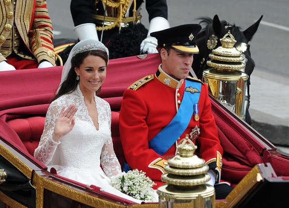 Duchess Catherine Prince William Wedding